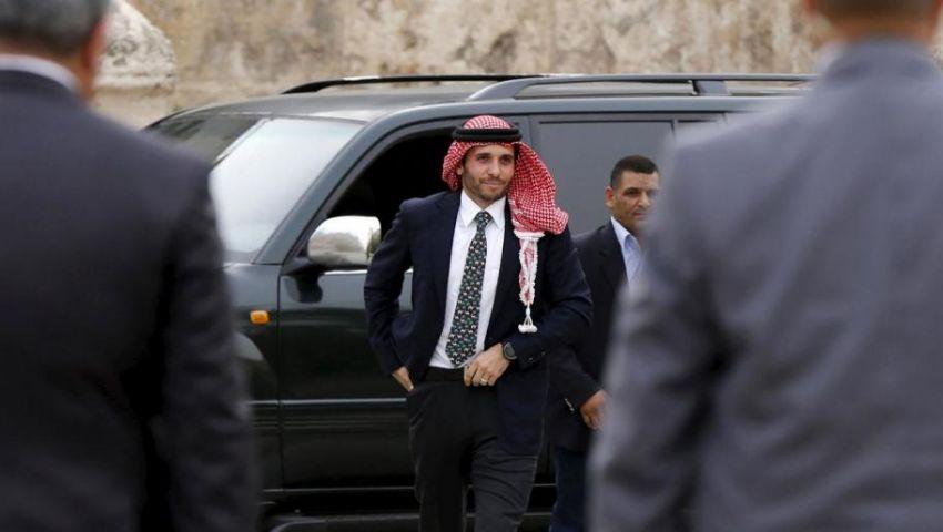 «رهن الإقامة الجبرية».. من هو ولي العهد الأردني السابق حمزة بن الحسين؟