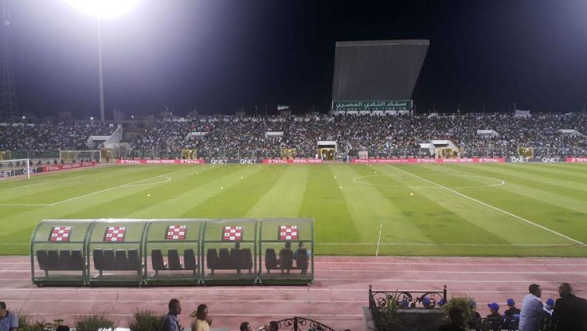 ملعب المصري الأفريقي أزمة «محرجة» تواجه الكرة المصرية