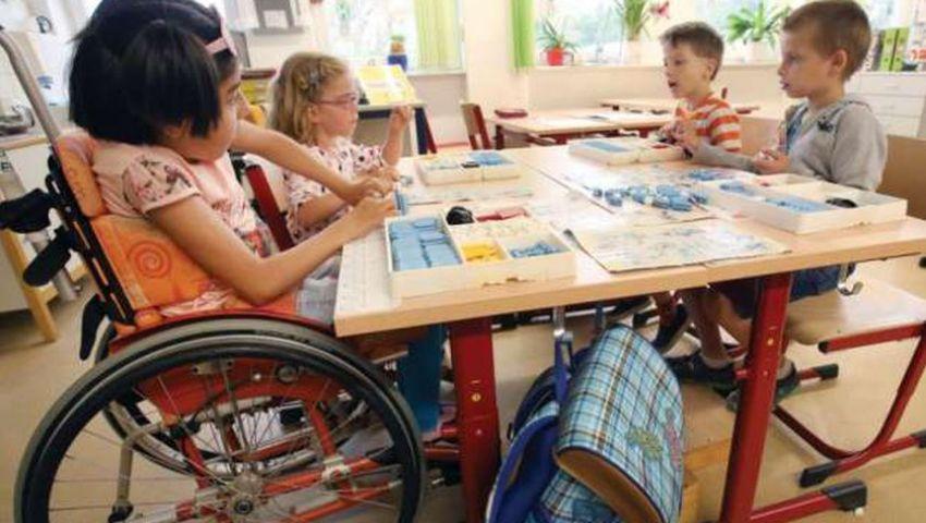 فيديو| 10 قوعد لالتحاق ذوي الإعاقة بالمدارس والجامعات