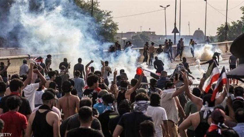 إعلان حظر التجول في 7 محافظات عراقية