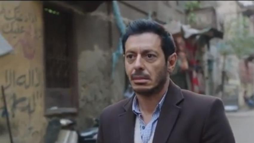 بالفيديو| الغموض يسيطر على برومو «أبو جبل» لمصطفى شعبان