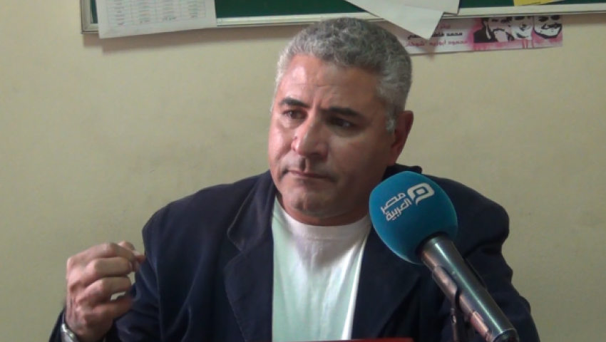 جمال عيد: يارب طبطب على آية حجازي وهشام جعفر
