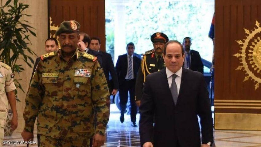 مصر تعلن دعمها الكامل للسودان في كلالمجالات