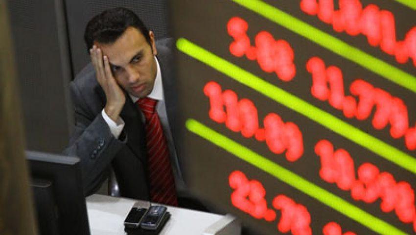 بعد ساعه تداول.. البورصة المصرية تخسر 220 مليون جنيه