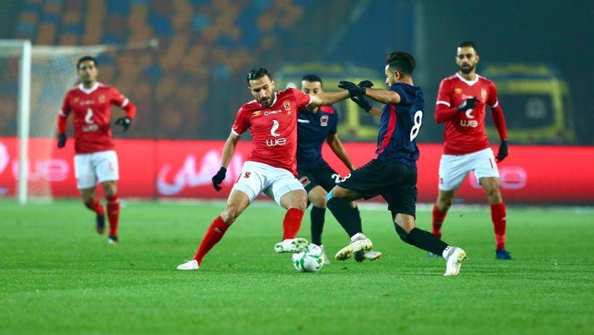 الأهلي يسعى لعودة الانتصارات أمام نادي مصر