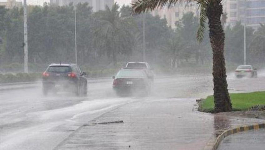أمطار رعدية وسيول..  هيئة الأرصاد الجوية تحذر من طقس الجمعة