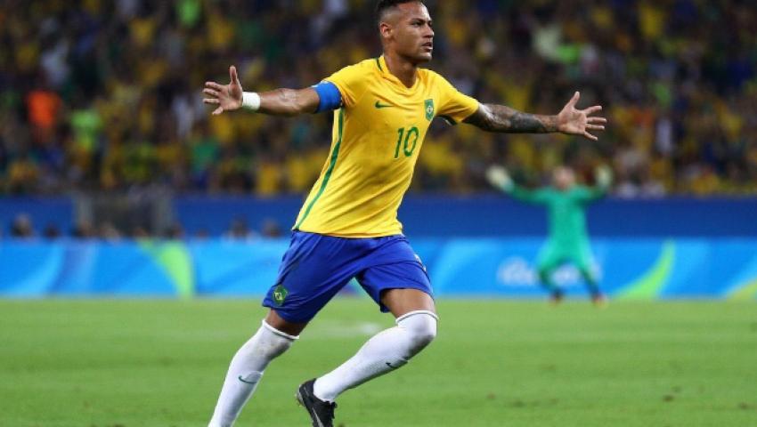 فيديو| نيمار يسجل الهدف الثالث للبرازيل في شباك الأوروجواي