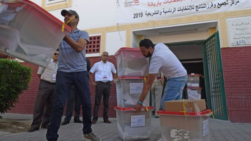 بالأرقام.. نتائج الانتخابات التشريعية في تونس