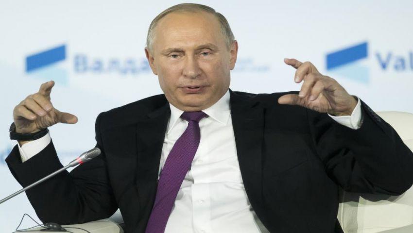 بوتين يُغيِّر أسماء 12 مطارًا رئيسيًّا في روسيا.. والسبب «مجهول»