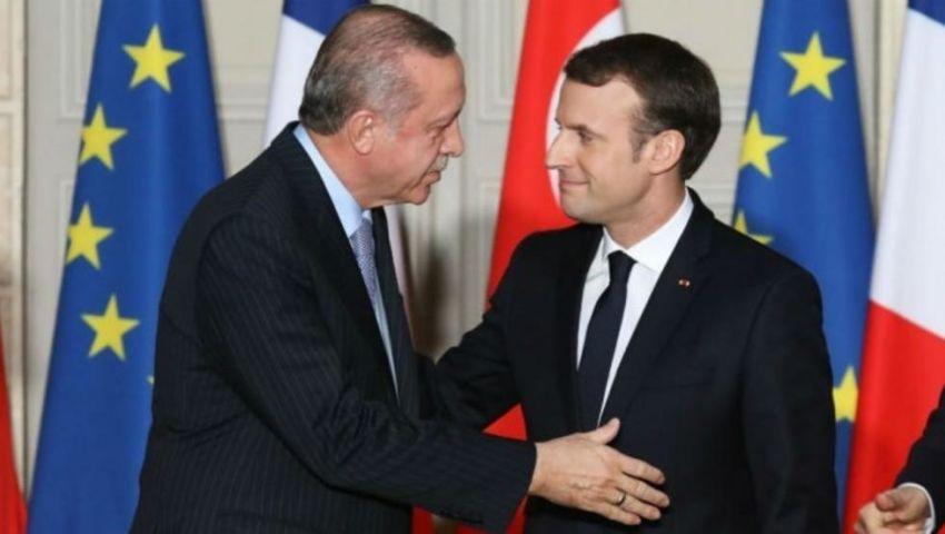 فرنسا تعلق مبيعات السلاح إلى تركيا
