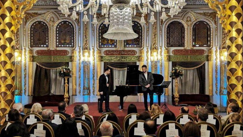 الموسيقى العالمية والأغاني التراثية تمتزج في مهرجان متحف المنيل