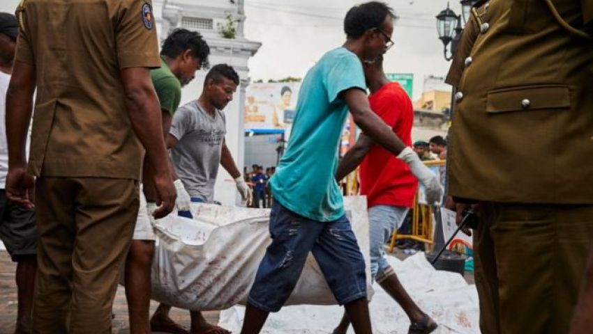 سريلانكا: «تفجيرات الأحد» جاءت ردًا على استهداف مسجدي نيوزيلاندا
