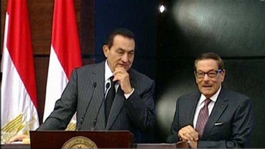 أحد أركان نظام مبارك.. أبرز المحطات في حياة صفوت الشريف