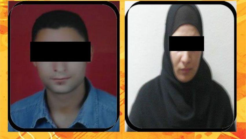 بالصور.. تقتل زوجها في الغربية من أجل المتعة الحرام