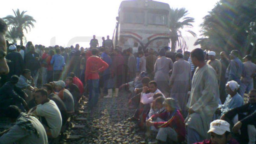 أهالي ضحايا قطار أسيوط: الجناة لم يُحَاسبوا والوعود فشنك