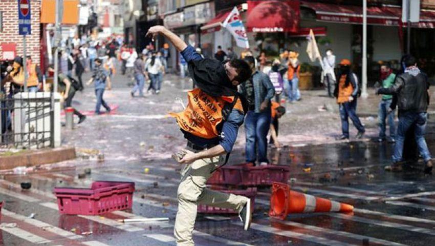 ارتفاع حصيلة الاشتباكات في تركيا إلى 6 قتلى