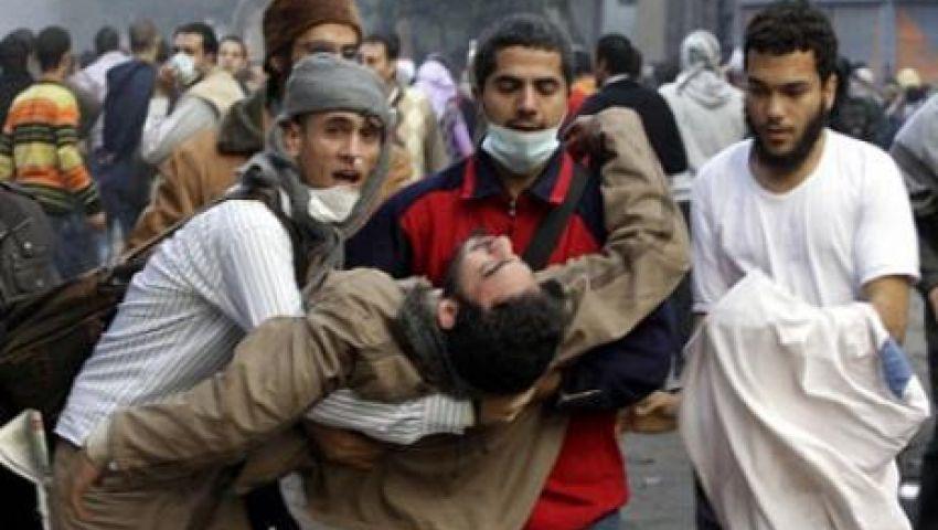 6 إصابات في إطلاق نار لمسلحين على مسيرة متجهة للتحرير