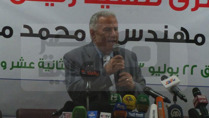 الدماطي: اخفاء مرسي جريمة جنائية