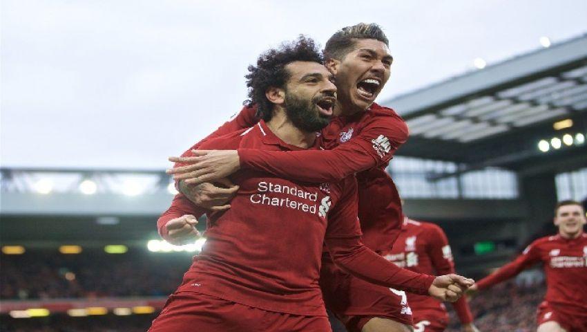 فيديو| صلاح يقود ليفربول لفوز صعب على توتنهام