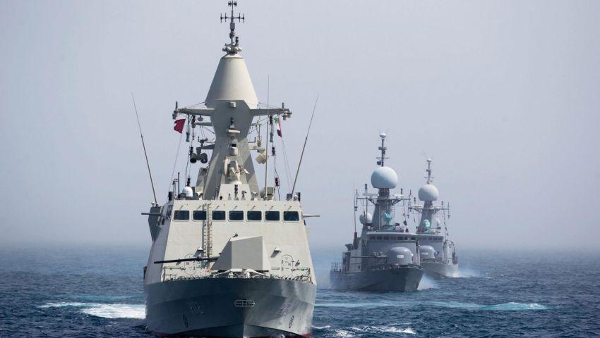 قطع حربية إيرانية تتجه إلى المياه الدولية.. هل بدأت المواجهة مع أمريكا؟