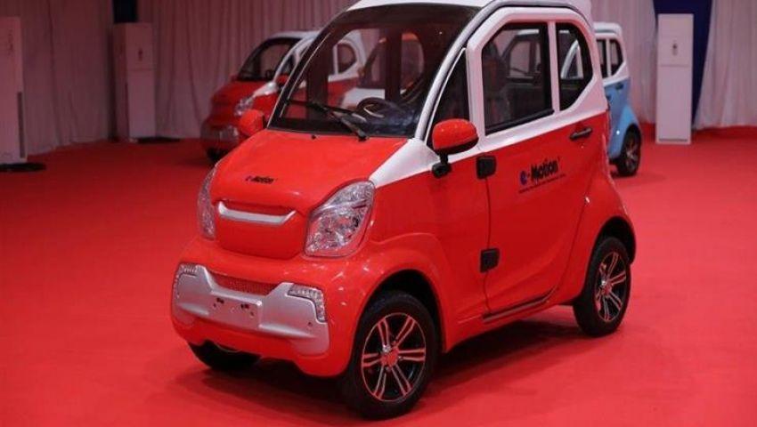 «الإنتاج الحربي» تكشف حقيقة الأسعار المتداولة للسيارات الكهربائية