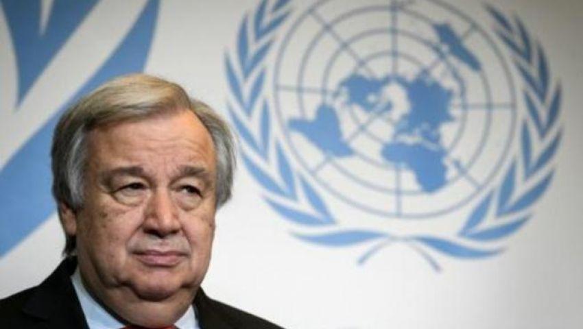 أمين الأمم المتحدة يغادر ليبيا: أشعر بقلق عميق