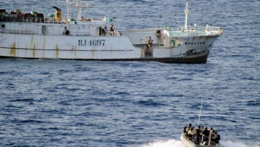 الهند تحتجز سفينة صيد إيرانية