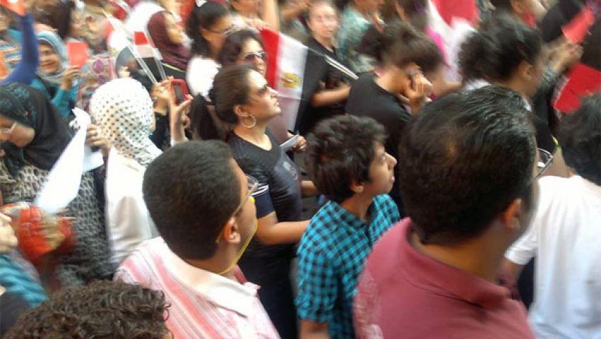 تمرد تدعو أهالي المنيا للخروج ضد مرسي