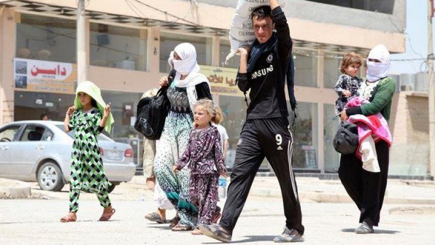 1.6 مليون نازح في العراق خلال العام الحالي