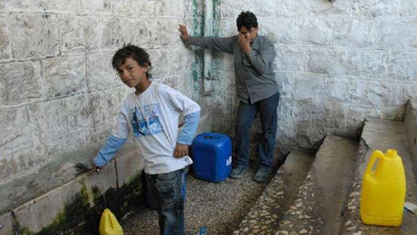 حنفية مياه الشرب مغلقة على أهالي ببا بني سويف