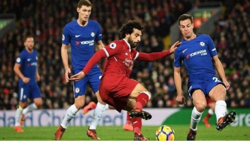 فيديو | ليفربول وتشيلسي.. مواجهة قد تحسم الدوري الإنجليزي