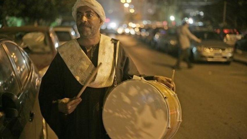 مسحراتي 2013.. يتوارى بسبب المواجهات السياسية