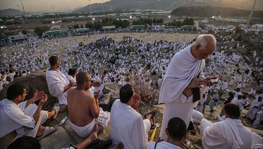 هيئة الإحصاء السعودية: أعداد الحجاج بلغت 2.4 مليون حاج بالمشاعر المقدسة