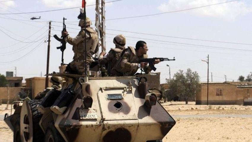 معاريف: الجيش المصري الوحيد القادر على مواجهتنا
