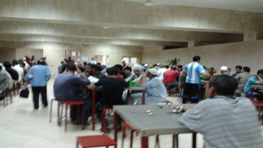 رمضان مساجد الصوفيون.. ذِكر ومدح وحضرة