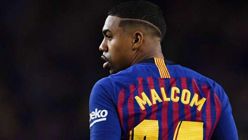 مالكوم يحدد مصيره النهائي من البقاء مع برشلونة
