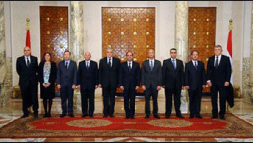 تعرف على ..الوزراء الجدد في حكومة إسماعيل الثانية