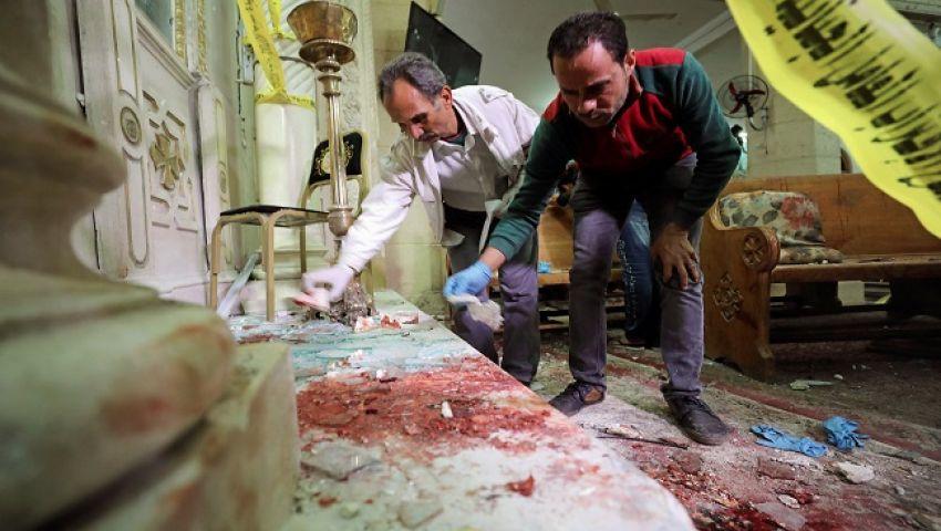 بالفيديو| طالب بتمريض طنطا: هذه أصعب إصابة شاهدتها بعد تفجيرات الكنيسة