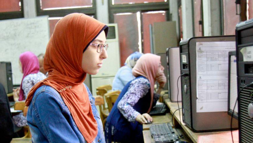تنسيق الجامعات 2019.. بدء اختبارات القدرات لطلاب الثانوية العامة