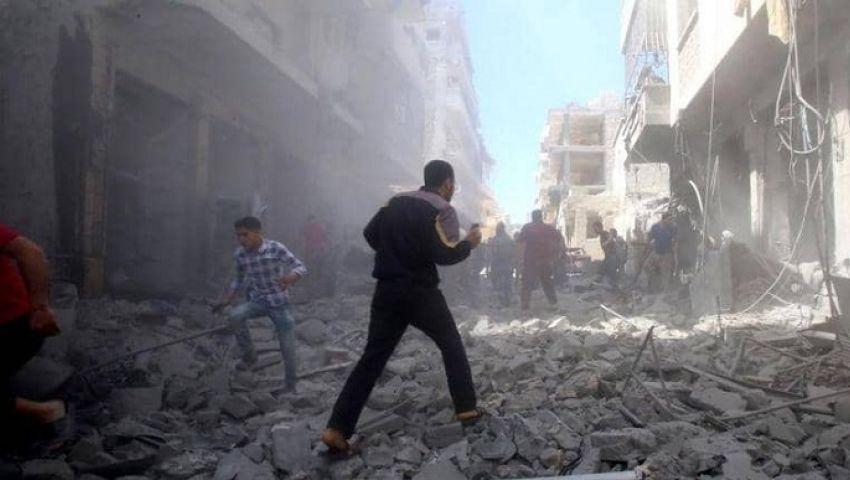 فرنسا: لدينا مؤشرات على استخدام الكيماوي في إدلب