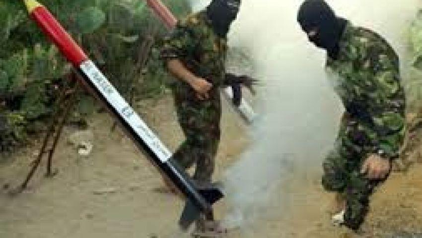 إطلاق صاروخ من غزة باتجاه جنوب إسرائيل