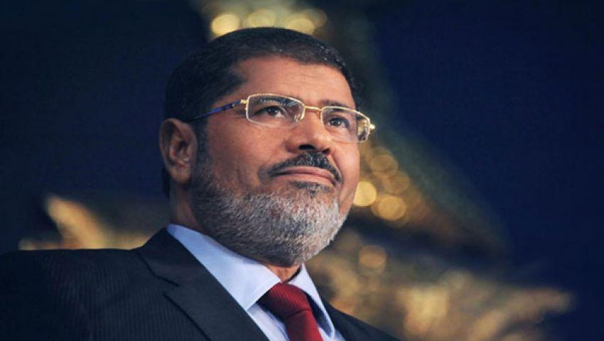 فيديو.. مرسي: احترام الشرعية واجب وطني