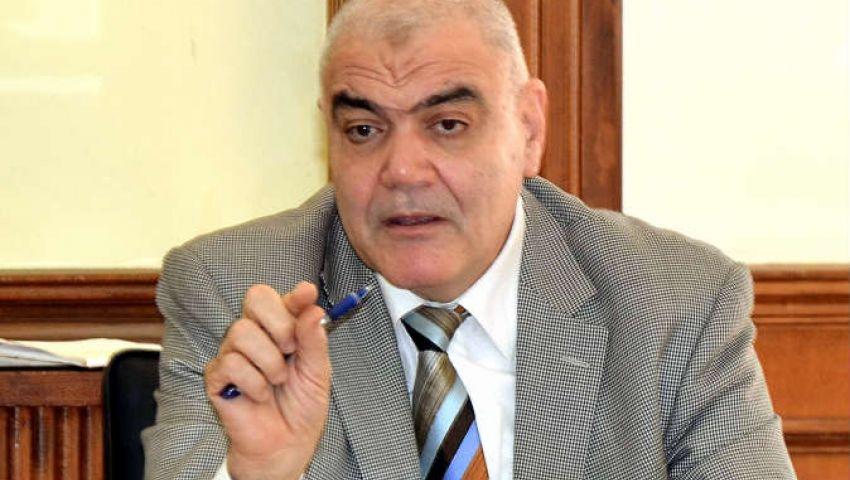رئيس جامعة الإسكندرية: شركة أمن لحماية الحرم وتجميد الأسر الطلابية