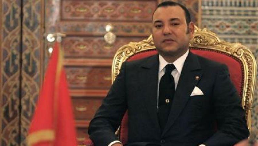 العاهل المغربى يقبل استقالة وزراء