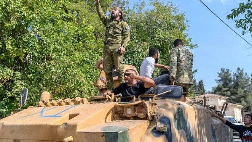 الفرنسية: نجاح عملية أردوغان في سوريا مرهون بالاتفاق مع روسيا