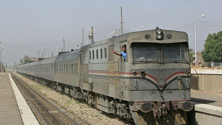 غياب 20 كمساري عن العمل يعطل قطارين بأسيوط
