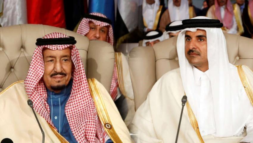 بعد دعوته لقمة مكة.. هل ينتهي الأزمة الخليجية