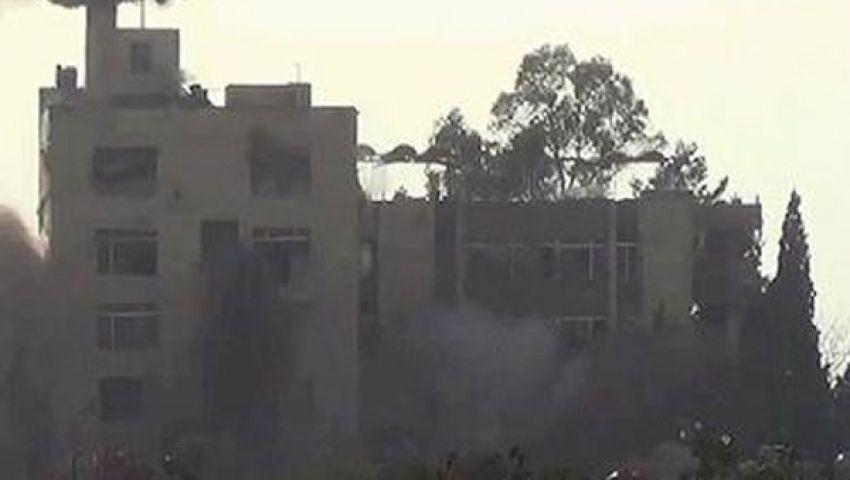تفجير مقرين أمنيين في القلمون السورية