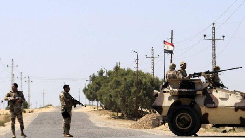أهالي بشمال سيناء يعلنون العثور على جثتين مفصولتي الرأس.. والأمن ينفي