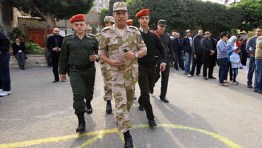 قائد المنطقة المركزية: القوات المسلحة لا يعنيها إلا الشعب